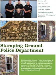 Stamping-Ground-Police-Department-fundraiser