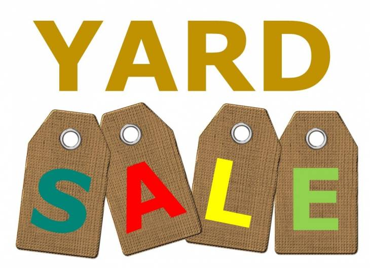 227 Buffalo Trail Yardsale and Stamping Ground Community Yard Sale